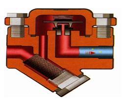 膜盒式疏水阀工作原理