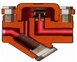 膜盒式疏水阀流程图