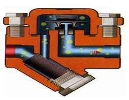 膜盒式疏水阀工作原理图