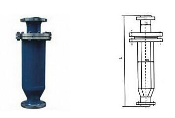 氧气过滤器结构图